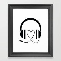 Great vibe Framed Art Print