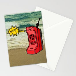 A Necessity of Modern Life Stationery Cards