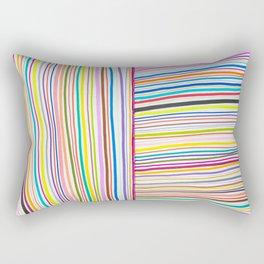 Fruit Stripe Gum Rectangular Pillow