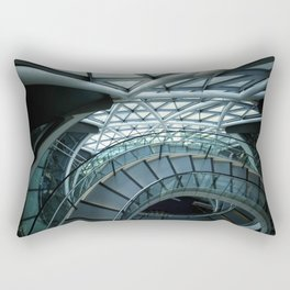 FOSTER | architect | London City Hall III #architecture Rectangular Pillow