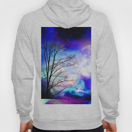 under the moon Hoody
