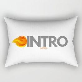 Nitro Rectangular Pillow