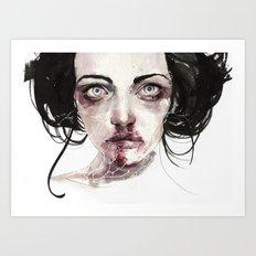 coldberry Art Print