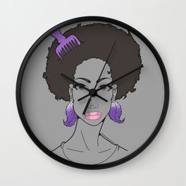 Girls of Summer - Soul Sista Wall Clock