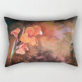 Orange Blossom Special Rectangular Pillow