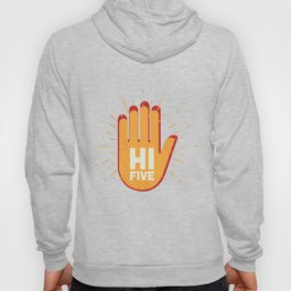 Hi five Hoody