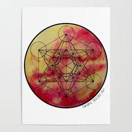 Solara Metatron Poster