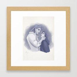 Transformed Framed Art Print