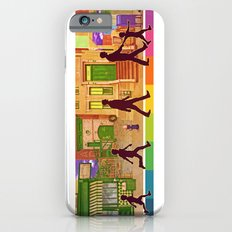 The Street I Grew up On iPhone 6s Slim Case