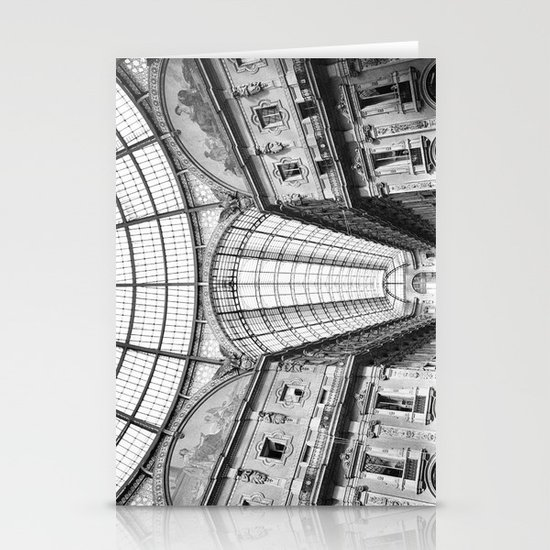 Galleria Vittorio Emanuele II Stationery Cards