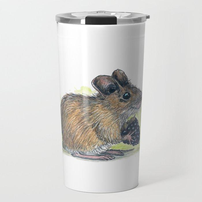 Field Mouse  Travel Mug