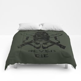 Spartans Never Die  |  Halo Comforters