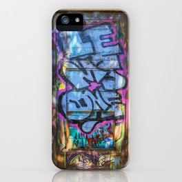 Painted Doorway iPhone Case