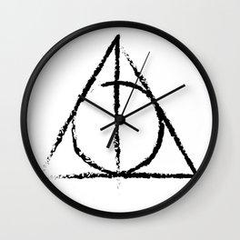 Master of Death Wall Clock