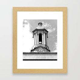 Penn State Old Main #3 Framed Art Print