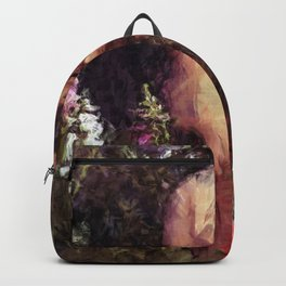 Love Me in the Garden Backpack