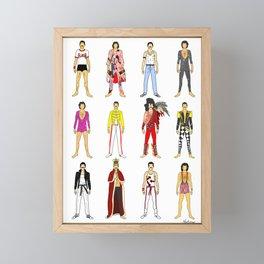 Champions Framed Mini Art Print