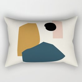Shape study #1 - Lola Collection Rectangular Pillow