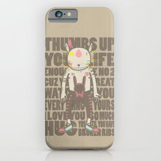 THUMBS UP YOUR LIFE iPhone 6s Slim Case