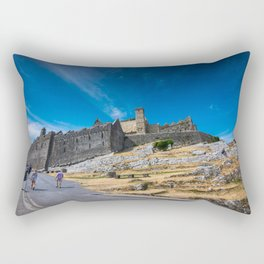 Rock of Cashel, Ireland Rectangular Pillow
