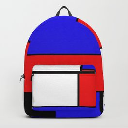 Mondrian #69 Backpack