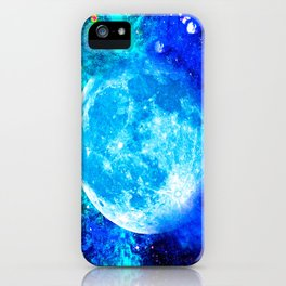 Moon #1 iPhone Case