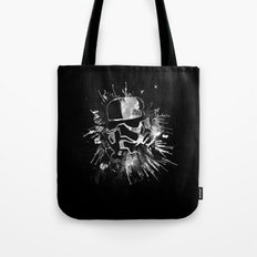Storm Trooper (black) - Star Wars Tote Bag