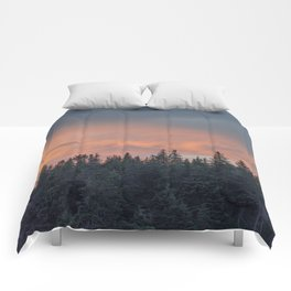 Sunset at Prince Edward Island II Comforters