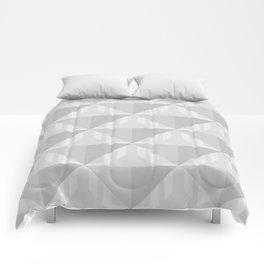 Gray Darts Comforters