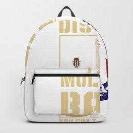 Multiple Bass Disorder Backpack