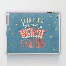 Infinite Possibilities Laptop & iPad Skin