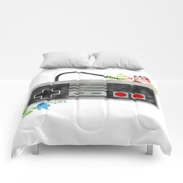 Here We Are Now, Entertain NES Comforters