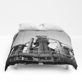 Blast Furnaces Comforters