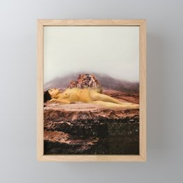 symbiosis Framed Mini Art Print