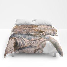 Dreamland Faerie (Lens Flair) Comforters