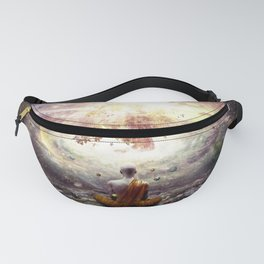 Nature And Time Fanny Pack