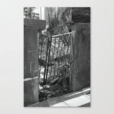 The Forbidden Gate Canvas Print