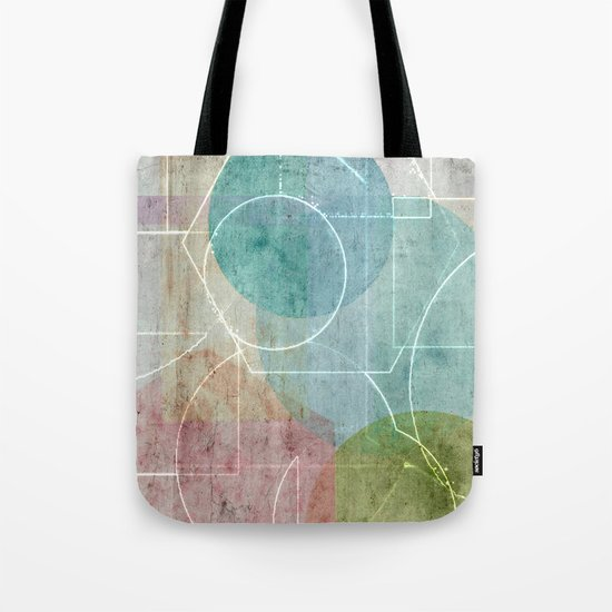 Area Map Tote Bag