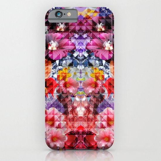 Crystal Floral iPhone & iPod Case