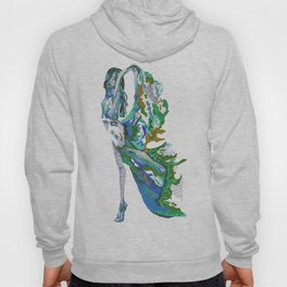 Colored Effervescence Hoody