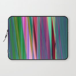 fall stripes Laptop Sleeve