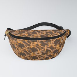 texture - connections Fanny Pack