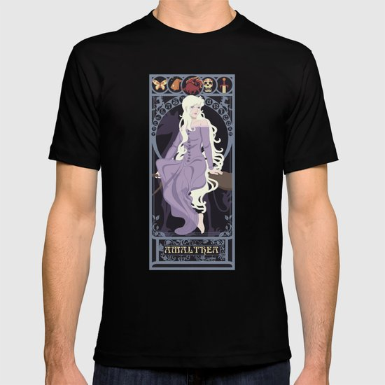 Amalthea Nouveau - The Last Unicorn T-shirt