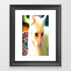 pure angel  Framed Art Print