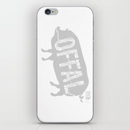 Offal iPhone Skin