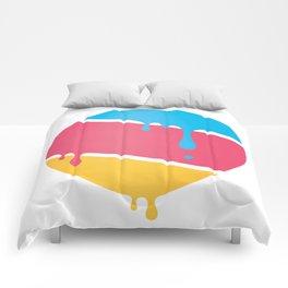 PLANET DROOLE Comforters