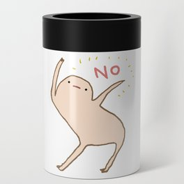 Honest Blob Says No Can Cooler