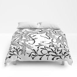 Jungle Ele Comforters