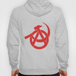 Anarcho-Communist Red Hoody