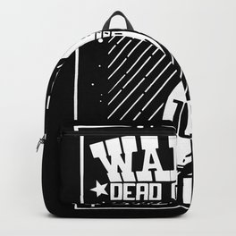 Wanted Dead Or Alive - Gift Backpack